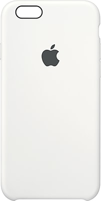 Apple iPhone 6s Silicone Case, White