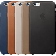 Apple iPhone 6s Leather Case, Rose Gray
