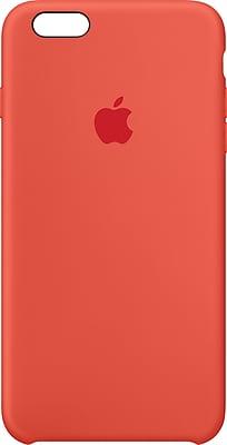 Apple iPhone 6s Plus Silicone Case, Orange