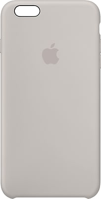 Apple iPhone 6s Plus Silicone Case, Stone