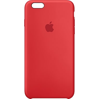 Apple iPhone 6s Plus Silicone Case, Red