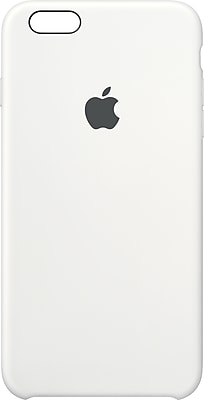 Apple iPhone 6s Plus Silicone Case, White