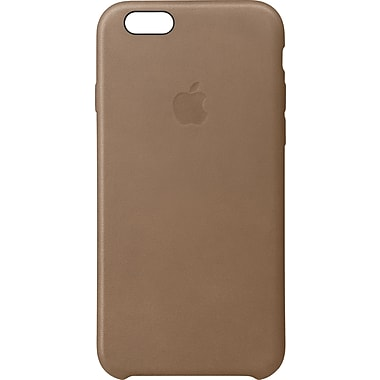Apple iPhone 6s Plus Leather Case, Brown