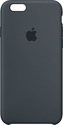Apple iPhone 6s Silicone Case, Charcoal Gray
