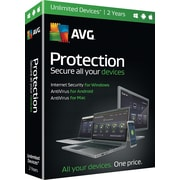 AVG Protection 2016, 2 Year for Windows (1-50 Users) [Boxed]