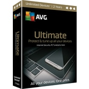 AVG Ultimate 2016, 2 Year for Windows (1-50 Users) [Boxed]