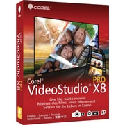 Corel VideoStudio Pro X8 for Windows (1 User) [Download]