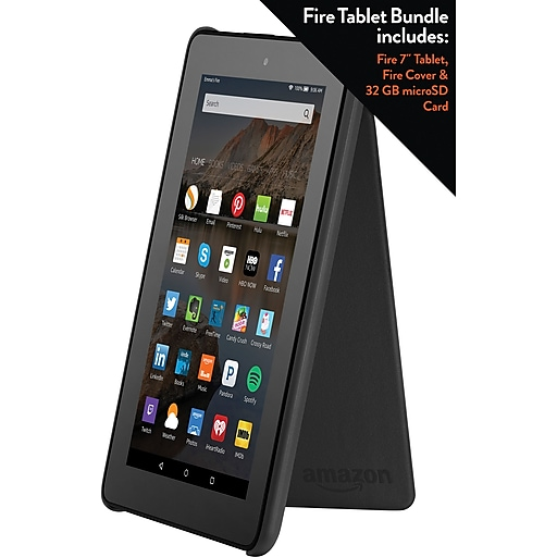Amazon Fire Tablet Bundle