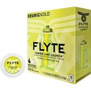 Keurig® KOLD™ FLYTE™ Lemon Lime Launch™ 8 oz, 4/pack