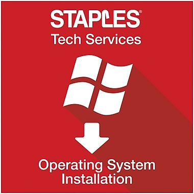 Operating System Installation (In-Store)