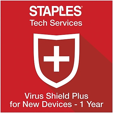 1y Virus Protection and Removals (in-store only)
