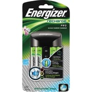 Energizer Recharge Pro Charger - 3 Hour Charging - Yes - 4