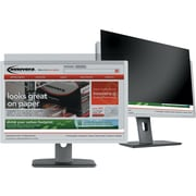 """Innovera Black-Out Privacy Filter For 24"""" Widescreen Lcd, 16:10"""