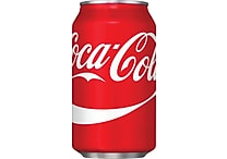 Coca-Cola®, 12 oz. Cans, 24/Pack