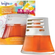 Bright Air® Scented Oil Air Freshener, Hawaiian Blossoms & Papaya (900021)