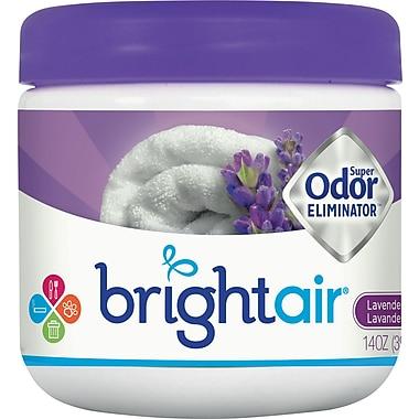 Bright Air® Super Odor Eliminator Air Freshener, Lavender & Fresh Linen
