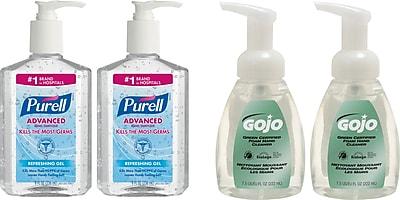Purell® Hand Sanitizer & Gojo® Foam Soap Combination Kit