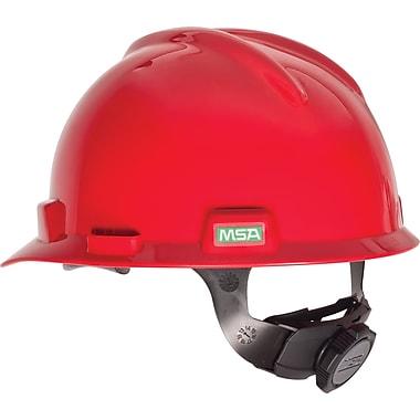 MINE SAFETY APPLIANCES CO. (MSA) Polyethylene V-Gard Cap Standard, Green