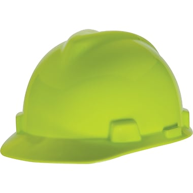 MINE SAFETY APPLIANCES CO. (MSA) Polyethylene Hard Hat 6.5