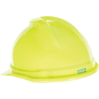 MINE SAFETY APPLIANCES CO. (MSA) Polyethylene Vented Style Hard Cap