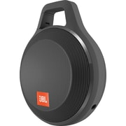 JBL Clip+ Portable Bluetooth Speaker, Black