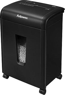 Fellowes Powershred 62mc Micro-Cut Shredder, 10 Sheet Capacity (4685101)
