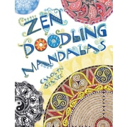 "Barron's ""Zen Doodling Mandalas"" Adult Coloring Book Guide"