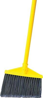 Rubbermaid Poly Fiber Soft Upright Angle Broom