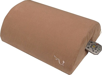 Memory Foam Lumbar Support Cushion, Khaki
