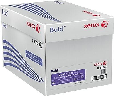 Xerox® Bold™ Digital Printing Paper, 28 lb. Text, 18