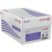 "Xerox® Bold™ Digital Printing Paper, 20% Recycled, 28 lb. Text, 17"" x 11"", Case"