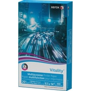 "Xerox® Vitality™ Multipurpose Printer Paper, 20 lb., 8 ½"" x 14"", Ream"