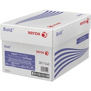 "Xerox® Bold™ Digital Printing Paper, 24 lb. Text, 8 ½"" x 11"", Case"