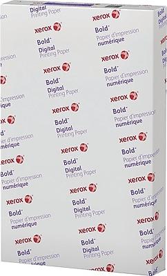 Xerox® Bold™ Digital Printing Paper, 28 lb. Text, 17