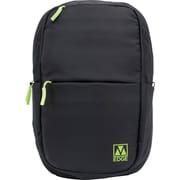 M-Edge Tech Backpack with 6000 mAh Battery, Black (BPK-T6-N-BL)