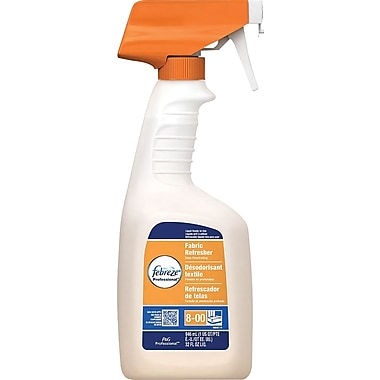 Febreze® Professional Fabric Refresher & Odor Eliminator, Fresh Clean, 32 oz.