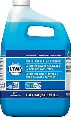 Dawn® Professional Dishwashing Liquid, 1 Gallon Bottle, 4/Case