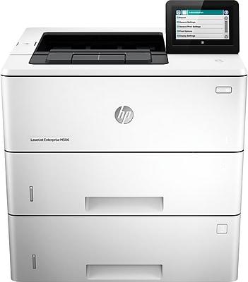 HP® LaserJet Enterprise M506X Wireless Single-Function Mono Laser Printer