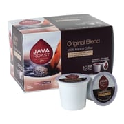 Java Roast Single Serve Cup Coffee, Original Blend, 12pk