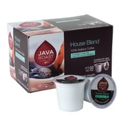 Java Roast Single Serve Cup Coffee, House Blend, 12pk