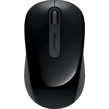Microsoft Wireless Mouse 900, Full Sized, USB Wireless Mouse, Black (PW4-00001)