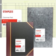 Columnar Pads & Record Books | Staples