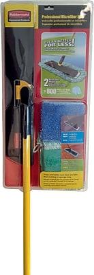 Rubbermaid® Wet/Dry Microfiber Floor Cleaning Kit w/ 18