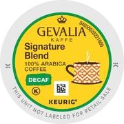Gevalia Kaffe® Signature Blend Decaf Coffee, K-Cup, 24 Count