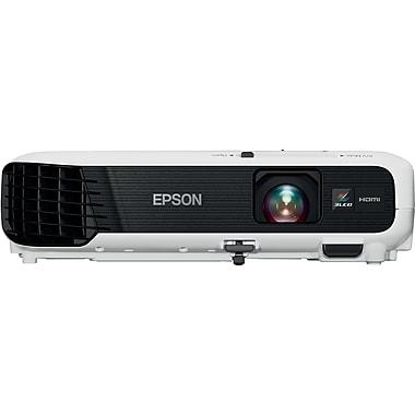 Epson VS240 SVGA 3LCD Projector, White