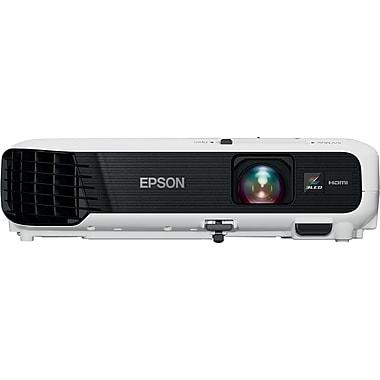 Epson VS340 XGA 3LCD Projector, White