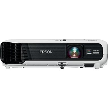 Epson VS345 WXGA 3LCD Projector, White