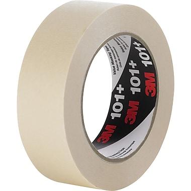 3M 101 Paper Masking Tape, 1/2