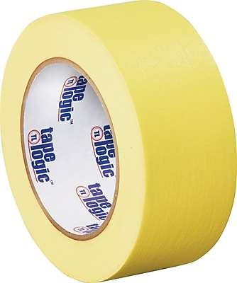 Intertape® PF3 Yellow Masking Tape, 2
