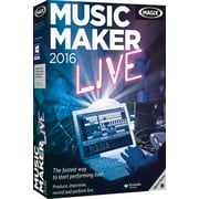 Music Maker Live 2016 (1 User) [Boxed]